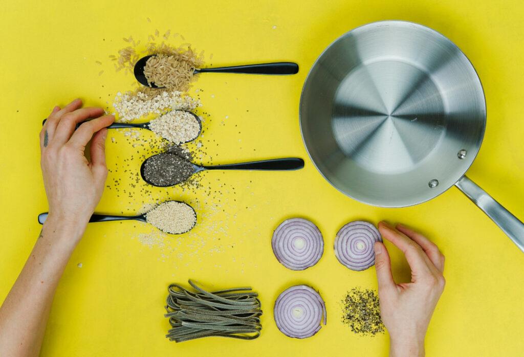 塩漬け株復活のレシピ ~下処理から調理・味付けまで~